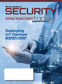 Security Today Magazine - September 2019