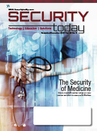 Security Today Magazine - November December 2019