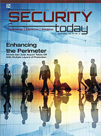 Security Today Magazine - April 2020