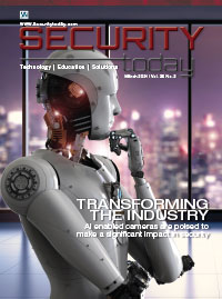 Security Today Magazine - January February 2021