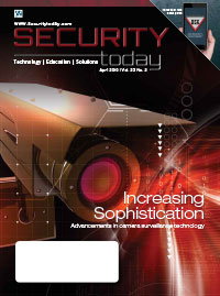 Security Today Magazine Digital Edition - April 2019
