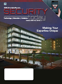 Security Today Magazine - October 2018