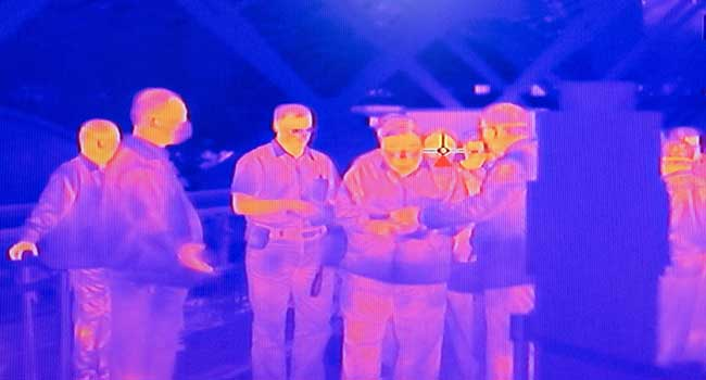 The Need for More Thermal Cameras for Airport Security