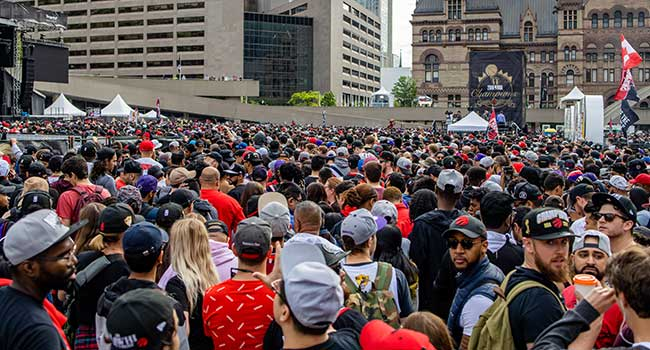 Four Shot, Three Arrested at Toronto Raptors Rally, Police Say